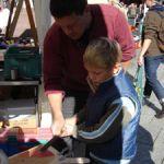 Bumerangbau Erntedankmarkt Bad Homburg