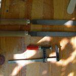 Werkzeug zum Bumerangbau